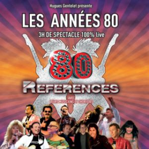 LES ANNEES 80 A SAINT-OMER @ SCENEO - LONGUENESSE