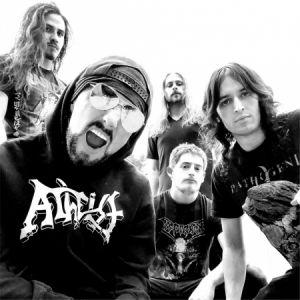 Atheist + Cadaver + Svart Crown + From Hell + Typhus