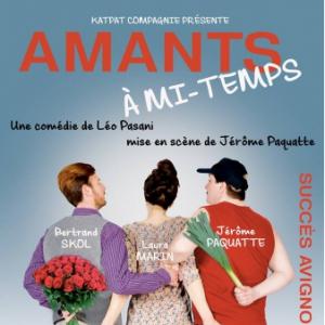 Amants à mi-temps @ Théâtre de Jeanne - NANTES
