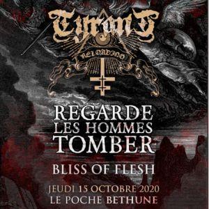 Regarde Les Hommes Tomber + Bliss Of Flesh
