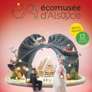 Noël à l'Ecomusée d'Alsace @ Ecomusée - UNGERSHEIM