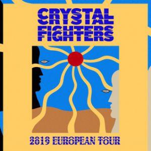 CRYSTAL FIGHTERS @ La Gaîté Lyrique - Paris