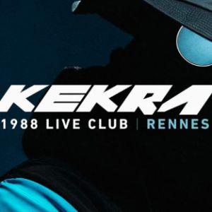 KEKRA @ 1988 Live club - RENNES