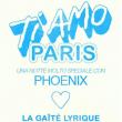 Concert PHOENIX - TI AMO PARIS avec Giorgio Poi et Rémi Parson