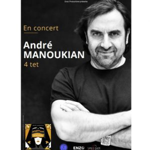 Andre Manoukian 4Tet - Apatride
