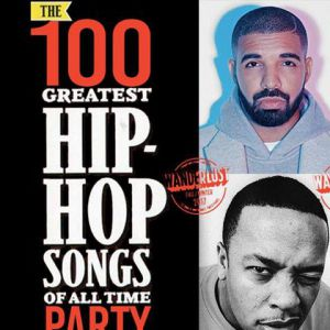 The 100 Greatest Hip-Hop Song of all Time Party @ Wanderlust - PARIS