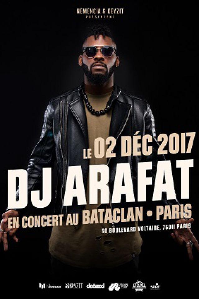 DJ ARAFAT @ LE BATACLAN - PARIS