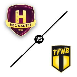 HBC Nantes - Tremblay @ Salle métropolitaine de la Trocardière - REZÉ