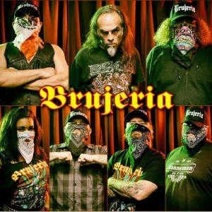Brujeria + Venomous Concept + Aggression + Sangre