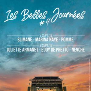 SLIMANE - MARINA KAYE - POMME @ Parc des Lilattes - BOURGOIN JALLIEU