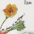 Atelier Autour des fleurs à SAINT SAUVEUR EN PUISAYE @ La Maison de Colette - Billets & Places