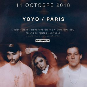AGAINST THE CURRENT @ YOYO - PALAIS DE TOKYO - PARIS