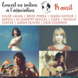 CHLOE LACAN & GUESTS - Concert de soutien à Femmes de la Terre