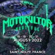 MOTOCULTOR FESTIVAL 2022  - PASS 4 JOURS