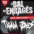 Concert LE BAL DES ENRAGES + TAGADA JONES - La cigale