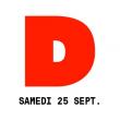 Concert DÉTONATION SAMEDI 25 SEPT