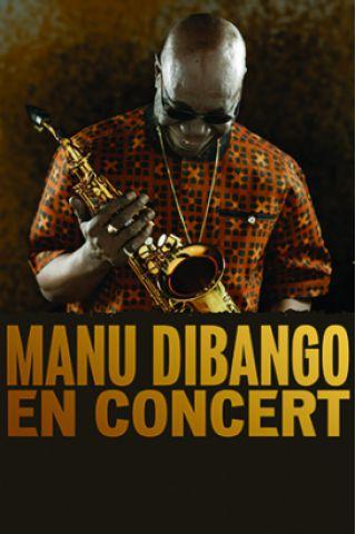 Concert MANU DIBANGO à Limoges @ CCM Jean Moulin - Billets & Places