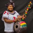 Concert Le Kaladjula band de Naïny Diabate