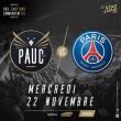 Match PAUC - PARIS à AIX EN PROVENCE @ Arena du Pays d'Aix - Billets & Places