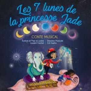 Les 7 Lunes De La Princesse Jade
