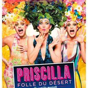 PRISCILLA FOLLE DE DESERT @ LE SILO - MARSEILLE