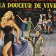 """Expo """"La dolce Vita"""", Federico Fellini, 1960 (2h50)"""