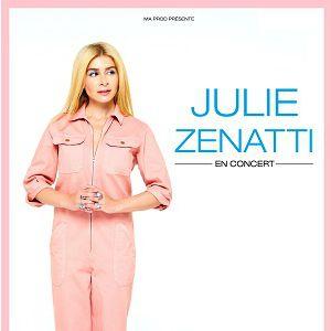 Julie Zenatti En Concert