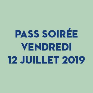 Pass 12 Juillet 2019