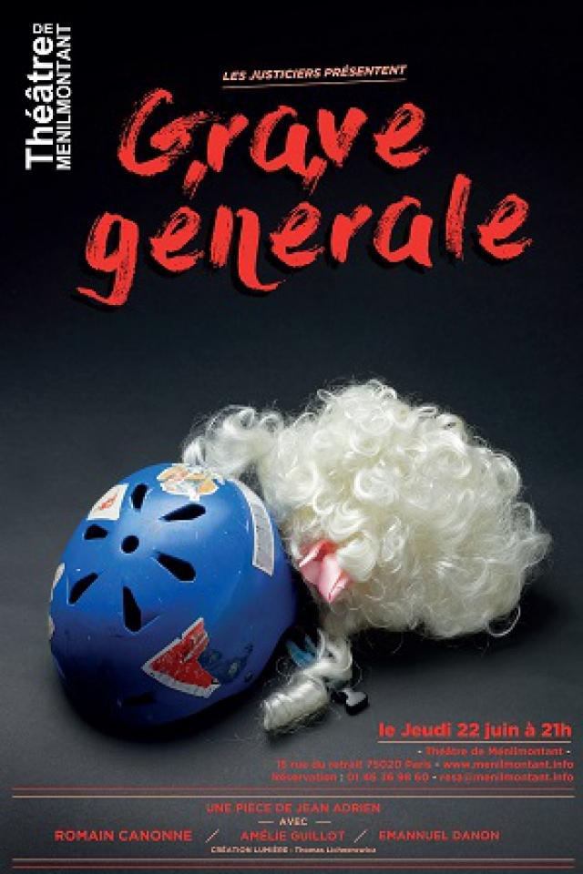 Billets Grave Générale - Théâtre de Ménilmontant - salle XXL