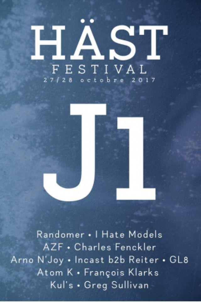 HÄST Festival: Jour 1 @ Stade MMArena - LE MANS