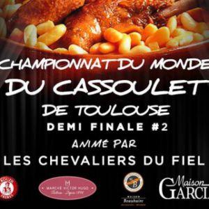 Championnat Du Monde Du Cassoulet De Toulouse - Demi Finale #2