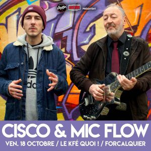 Cisco Herzhaft & Micflow - Beat Boxing The Blues