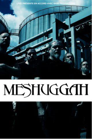Concert MESHUGGAH