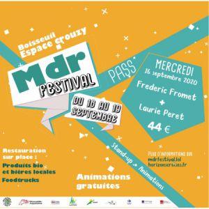 Mdr Festival-Pass Mercredi
