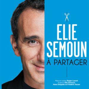 ELIE SEMOUN @ THEATRE DE LONGJUMEAU - LONGJUMEAU