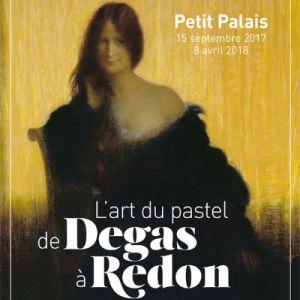 Expo L'Art du pastel de Degas à Redon