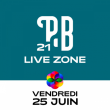 Festival LIVE ZONE : PHILIPPE KATERINE - SÉBASTIEN TELLIER à BOURGES - Billets & Places