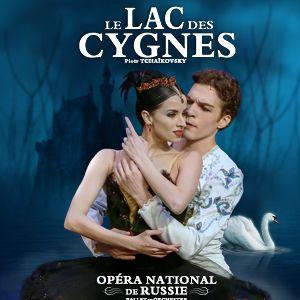 LE LAC DES CYGNES @ Zénith Oméga - Toulon