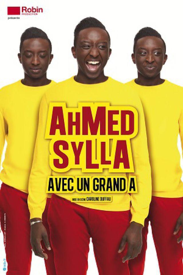 AHMED SYLLA @ PMC - Salle Erasme - Strasbourg