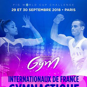 Internationaux de France  de Gymnastique Artistique  @ ACCORHOTELS ARENA - PARIS