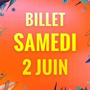 WE LOVE GREEN - SAMEDI @ Plaine de la Belle Etoile - Bois de Vincennes - PARIS