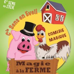 Magie à la ferme @ Théâtre des Grands Enfants - Grand Théâtre - CUGNAUX