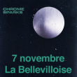 Concert Chrome Sparks à Paris @ La Bellevilloise - Billets & Places