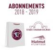 Match ABONNEMENT SAISON 2018/2019 à BORDEAUX @ STADE CHABAN DELMAS - Billets & Places