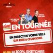 """Spectacle Rire et Chansons """"On Tour"""" à CHÂTEAURENARD @  ETOILE 2018 - Billets & Places"""