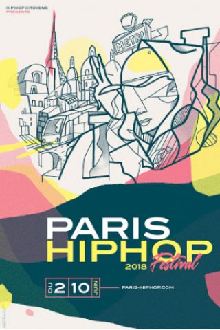 Concert FESTIVAL PARIS HIP HOP 2018 - GREMS + ISHA à Ivry-sur-seine @ Le Hangar - Billets & Places