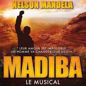 MADIBA, LE MUSICAL @ Cité des Congrès - Nantes