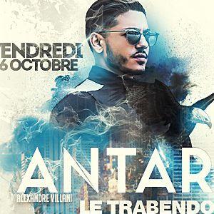 ANTAR @ Le Trabendo - Paris