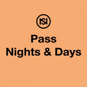 PASS NIGHTS & DAYS @ SUCRIÈRE, ANCIENNES USINES FAGOR-BRANDT - LYON