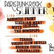 PARIS PUNK ROCK SUMMER 3